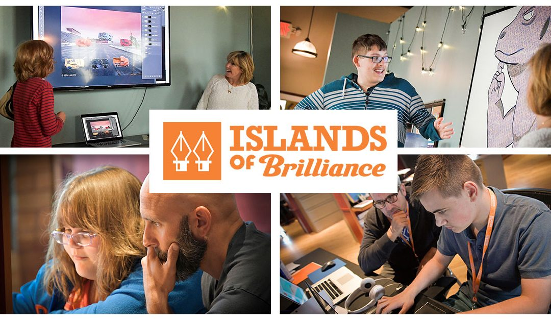 Islands of Brilliance at Hailey Sault