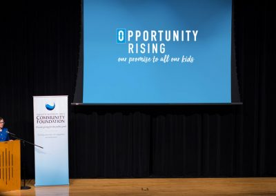 Opportunity Rising Event photo - presentation