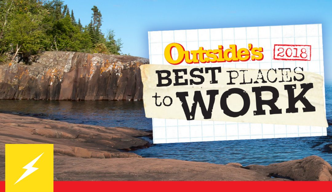 Why You Should Care We Made OUTSIDE Magazine's Top 50 Best Places to Work