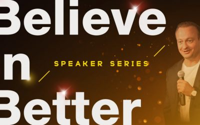 Caspar Szulc: Believe in Better Project Speaker Series