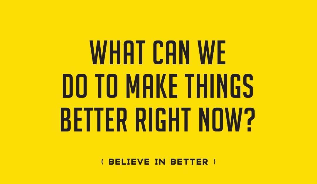 Transforming Health Care: Believe in Better Project 2019 Recap