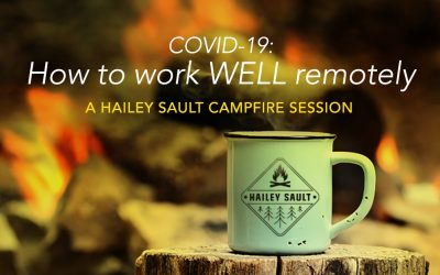 COVID-19: How to Work Well Remotely