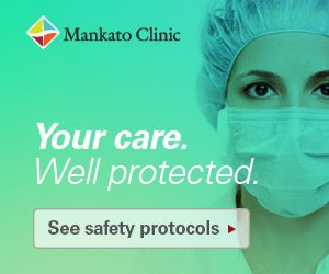 Medical provider in PPE